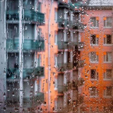 Day 23 I can't stand the rain Against my window